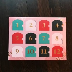 BABY BLING LEFT CLIP ADVENT BOX